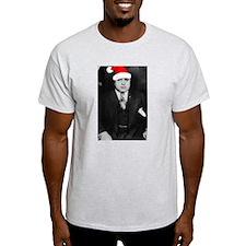 Al Capone Christmas T-Shirt