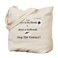 Hoodz 2 Woodz Tote Bag