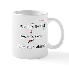 Hoodz 2 Woodz Mug