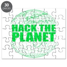 Hack The Planet Puzzle