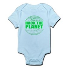 Hack The Planet Onesie