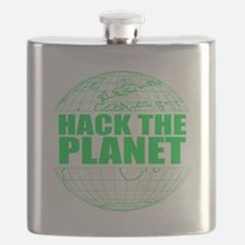 Hack The Planet Flask