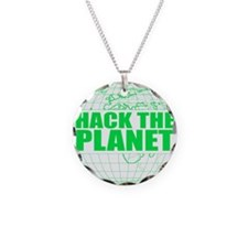 Hack The Planet Necklace