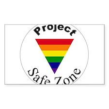 LGBT Safe Zone.jpg Decal
