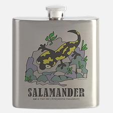 Cute Salamander Flask