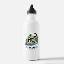Cute Salamander Water Bottle