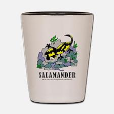 Unique Salamander Shot Glass