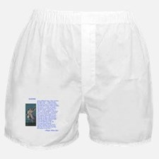 Poe Poem Alone Boxer Shorts