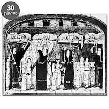 Paris hospital, 15th century - Puzzle