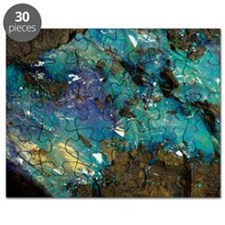 Opal on bedrock - Puzzle