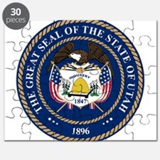 Great Seal of Utah Puzzle