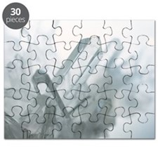 Quartz crystals - Puzzle