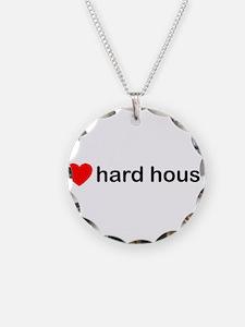 I Love Hard House Necklace