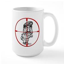 """""""Elmer Fudd-Hunting I-Wackis"""" Mug"""