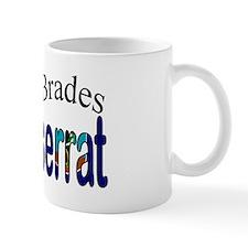 Brades Montserrat Small Mug