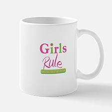 Girls Rule and the boys drool! Mug