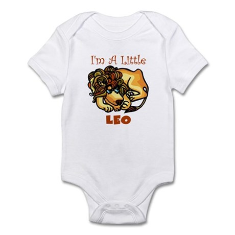 I'm A Little Leo Infant Bodysuit