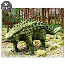 Talarurus dinosaur - Puzzle