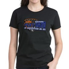 Play Hard-Basketball for black T-Shirt T-Shirt