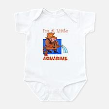 I'm A Little Aquarius Infant Bodysuit
