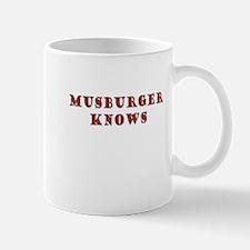 Musburger Knows Mug
