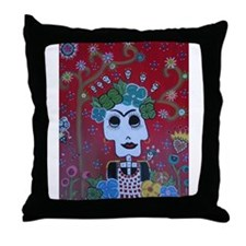 FREDA OF THE DAY Throw Pillow