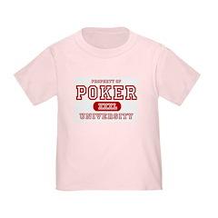 Poker University Property T
