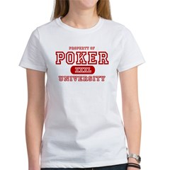 Poker University Property Tee