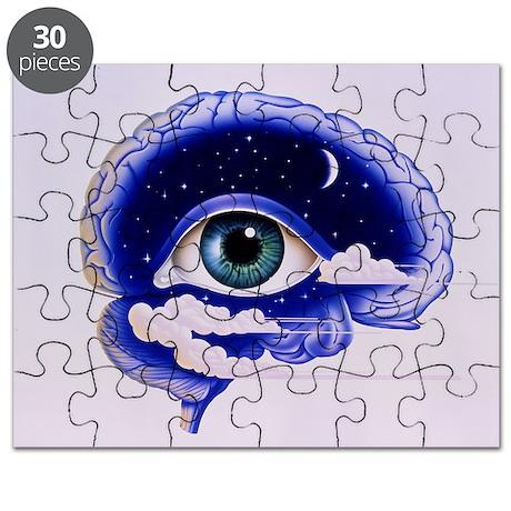 Artwork of insomnia - Puzzle