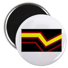 Rubber Pride Flag Magnet