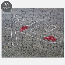 Body oultine - Puzzle