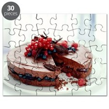 Chocolate pudding - Puzzle