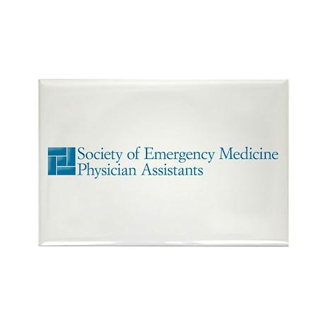 SEMPA Logo Rectangle Magnet (100 pack)