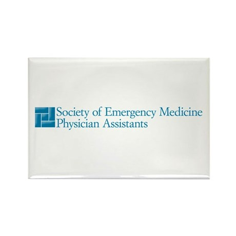SEMPA Logo Rectangle Magnet (10 pack)