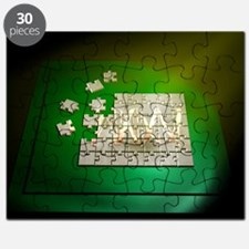 DNA jigsaw - Puzzle