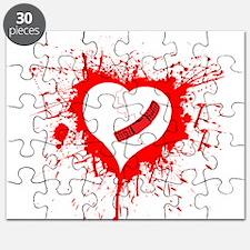 Broken Hearted Puzzle