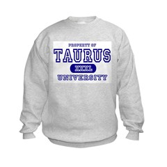 Taurus University Property Sweatshirt