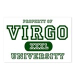 Virgo University Property Postcards (Package of 8)