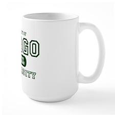 Virgo University Property Mug