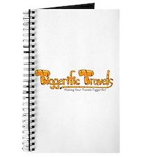 Tiggerific Travels Journal