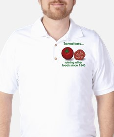 Tomatoes Suck T-Shirt