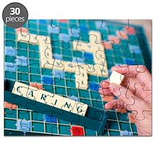 Geriatric care - Puzzle