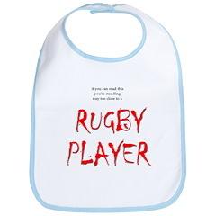 Too Close Rugby Bib