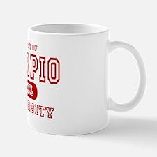 Scorpio University Property Mug