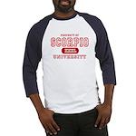 Scorpio University Property Baseball Jersey