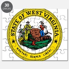 Great Seal of West Virginia Puzzle