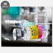 MMR vaccine - Puzzle