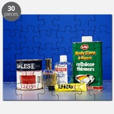 Non-water based household products - Puzzle