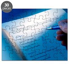 Psychometric test - Puzzle