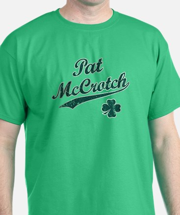 Vintage Pat McCrotch [d] T-Shirt